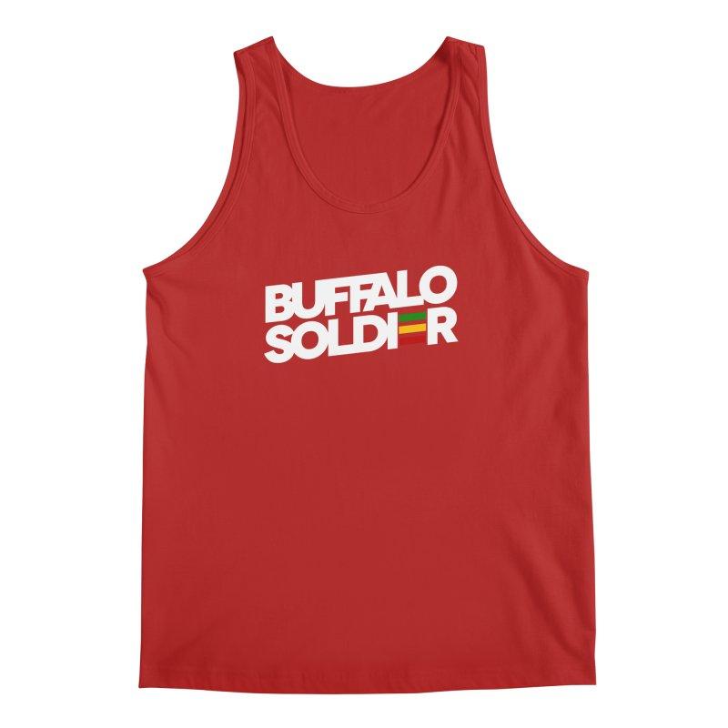 Buffalo Soldier (Light)   by Rasta University Shop