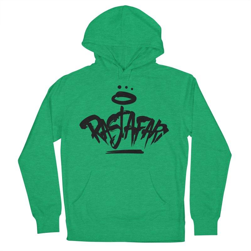 Rastafari (Dark) Men's Pullover Hoody by Rasta University Shop