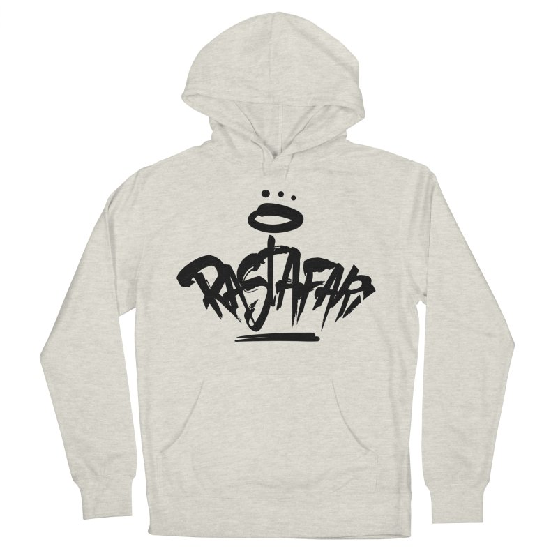 Rastafari (Dark) Men's French Terry Pullover Hoody by Rasta University Shop