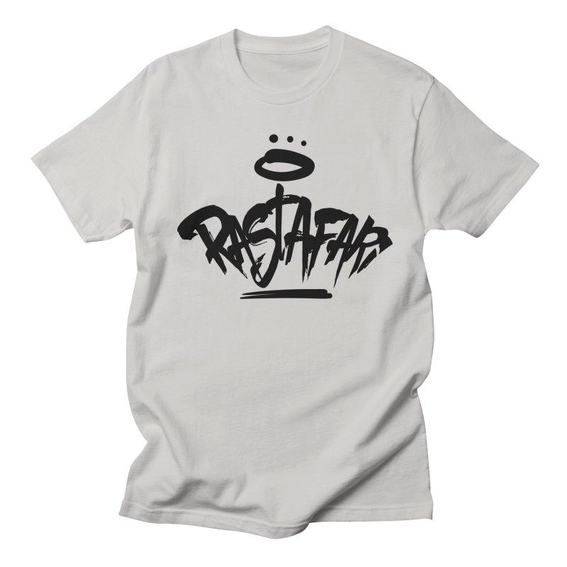 Rastafari (Dark) Men's T-shirt by Rasta University Shop