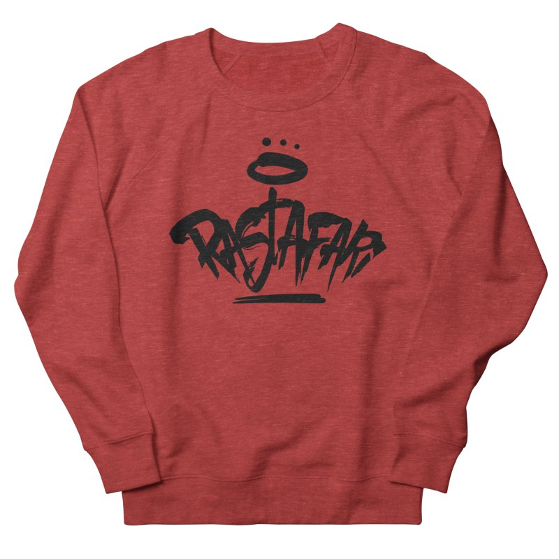 Rastafari (Dark) Women's French Terry Sweatshirt by Rasta University Shop