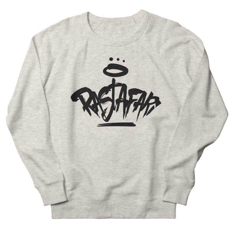 Rastafari (Dark) Men's French Terry Sweatshirt by Rasta University Shop