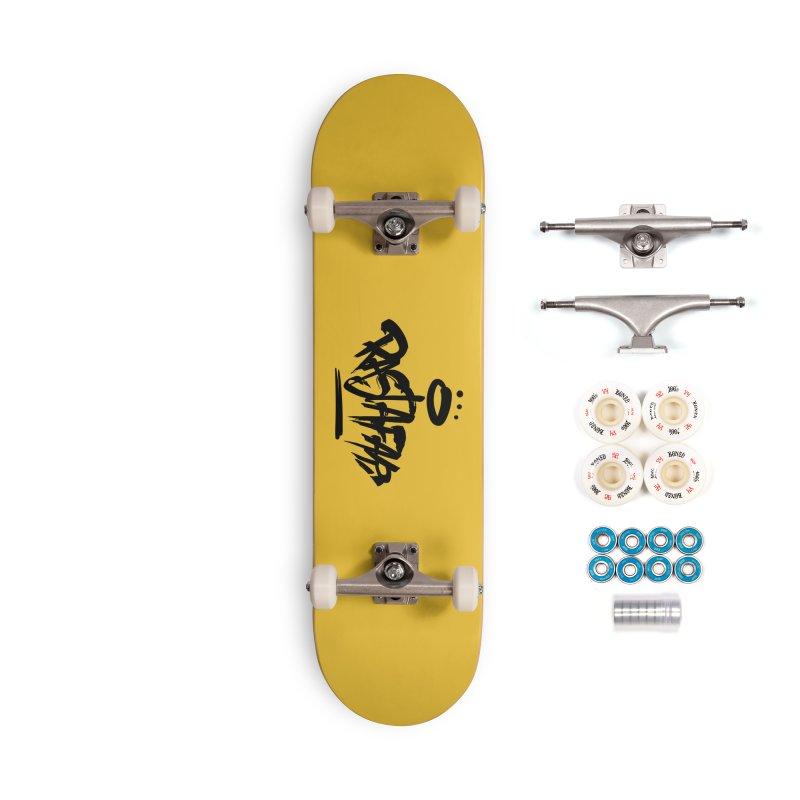 Rastafari (Dark) Accessories Complete - Premium Skateboard by Rasta University Shop