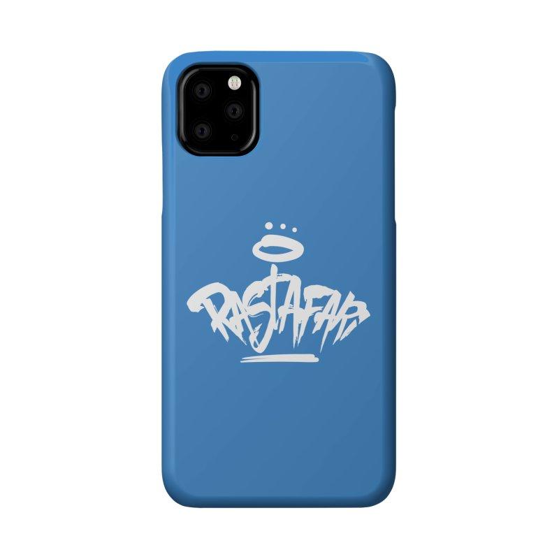 Rastafari (Light) Accessories Phone Case by Rasta University Shop