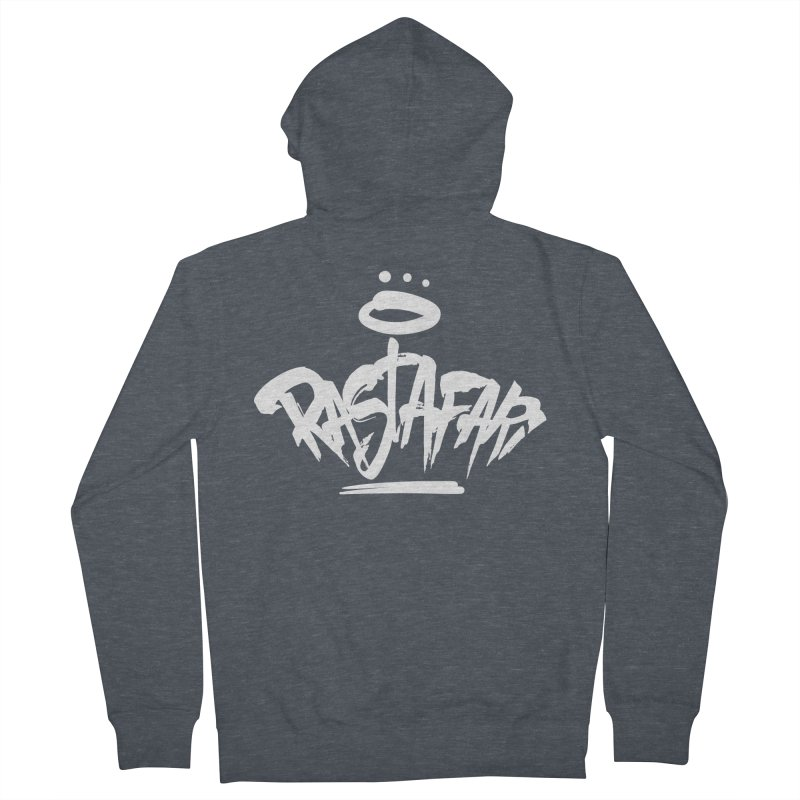 Rastafari (Light) Women's Zip-Up Hoody by Rasta University Shop