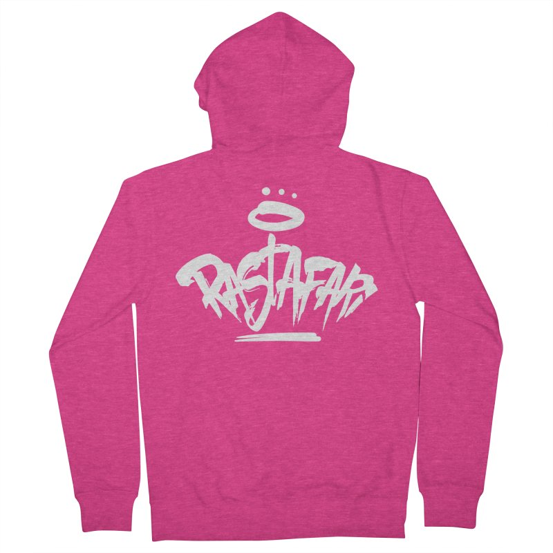 Rastafari (Light) Women's Zip-Up Hoody by Rasta University Shop