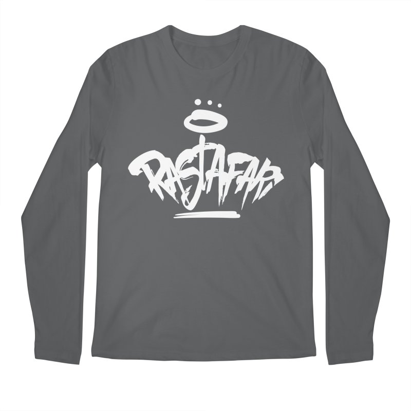 Rastafari (Light) Men's Regular Longsleeve T-Shirt by Rasta University Shop