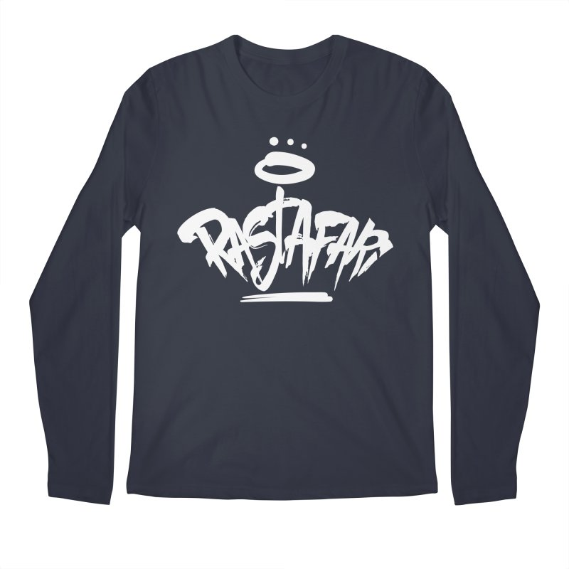 Rastafari (Light) Men's Longsleeve T-Shirt by Rasta University Shop