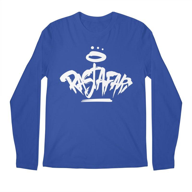 Rastafari (Light) Men's Regular Longsleeve T-Shirt by Rasta University Shop
