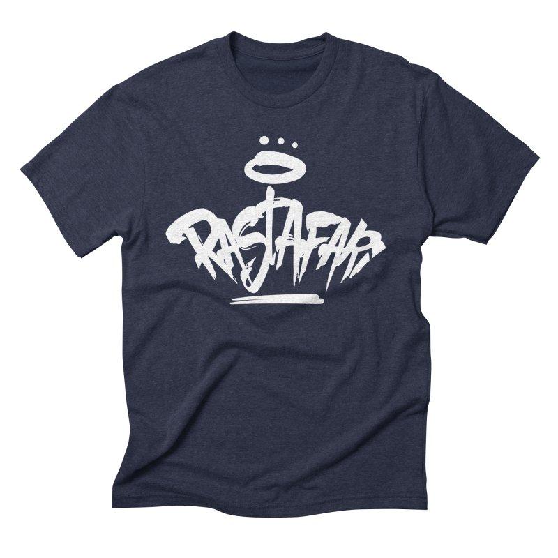 Rastafari (Light) Men's Triblend T-Shirt by Rasta University Shop