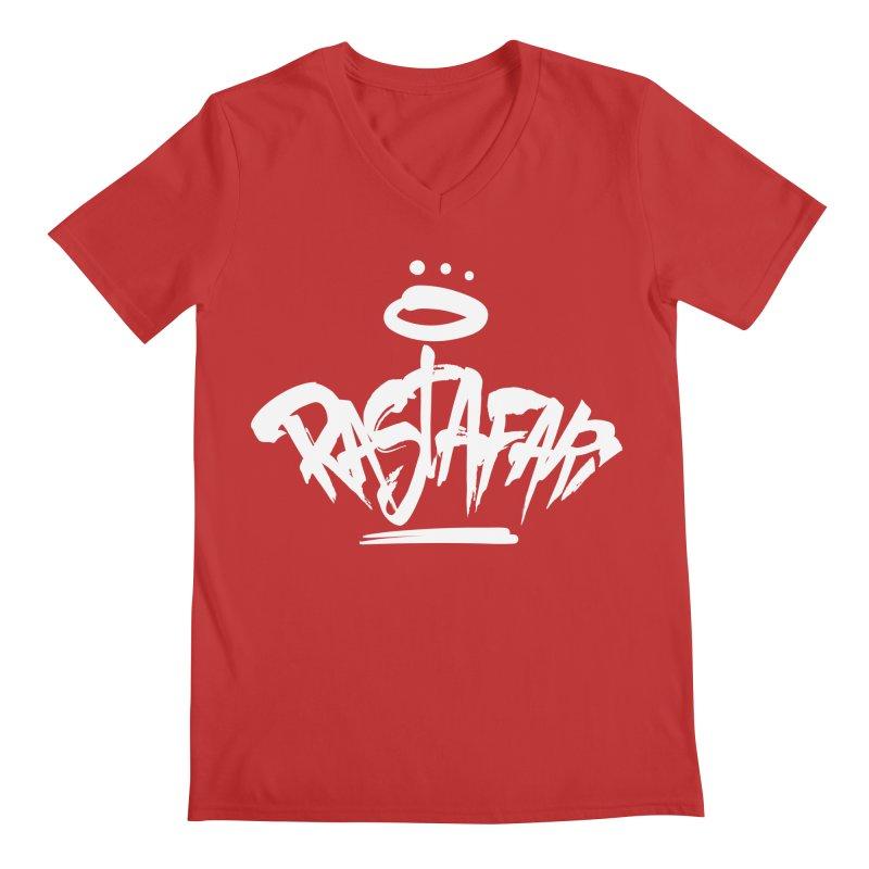 Rastafari (Light) Men's V-Neck by Rasta University Shop