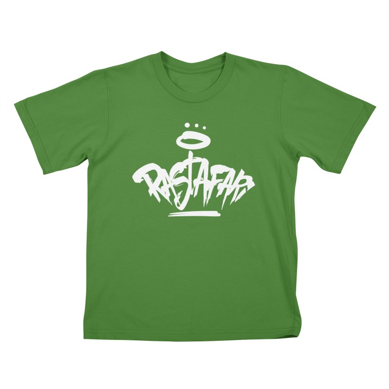 Rastafari (Light) Kids T-shirt by Rasta University Shop