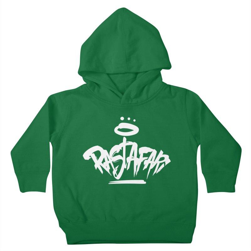 Rastafari (Light) Kids Toddler Pullover Hoody by Rasta University Shop