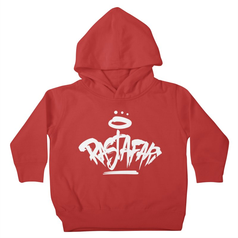 Rastafari (Light) Kids Toddler Pullover Hoody by Rasta University Shop