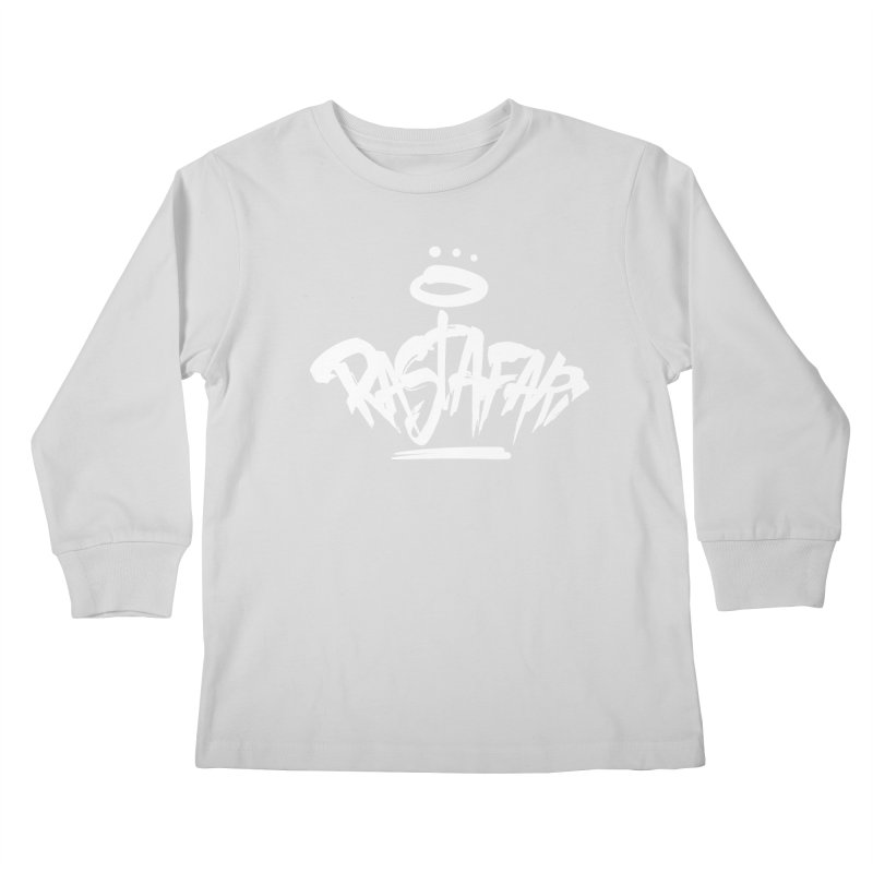 Rastafari (Light) Kids Longsleeve T-Shirt by Rasta University Shop