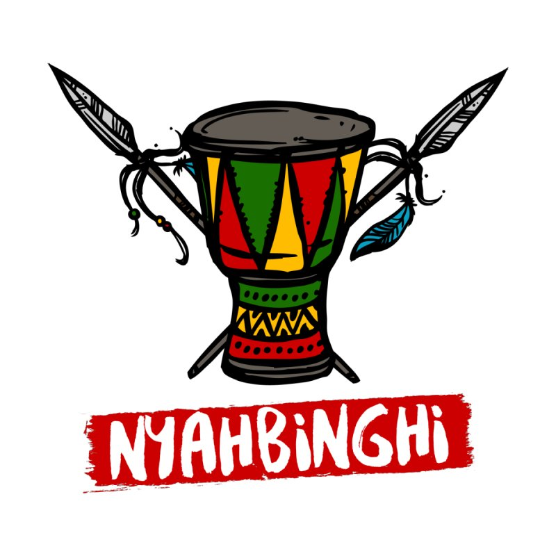 Rasta Nyabinghi Drum Women's T-Shirt by Rasta University Shop