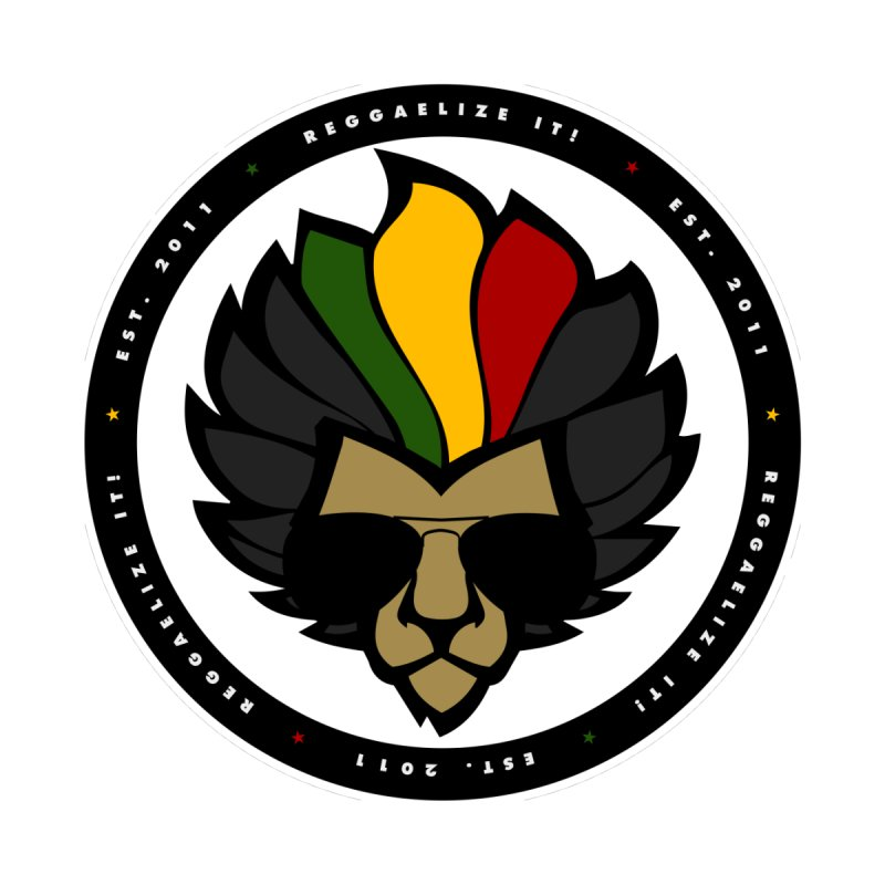 Reggaelize it! Logo Accessories Skateboard by Rasta University Shop