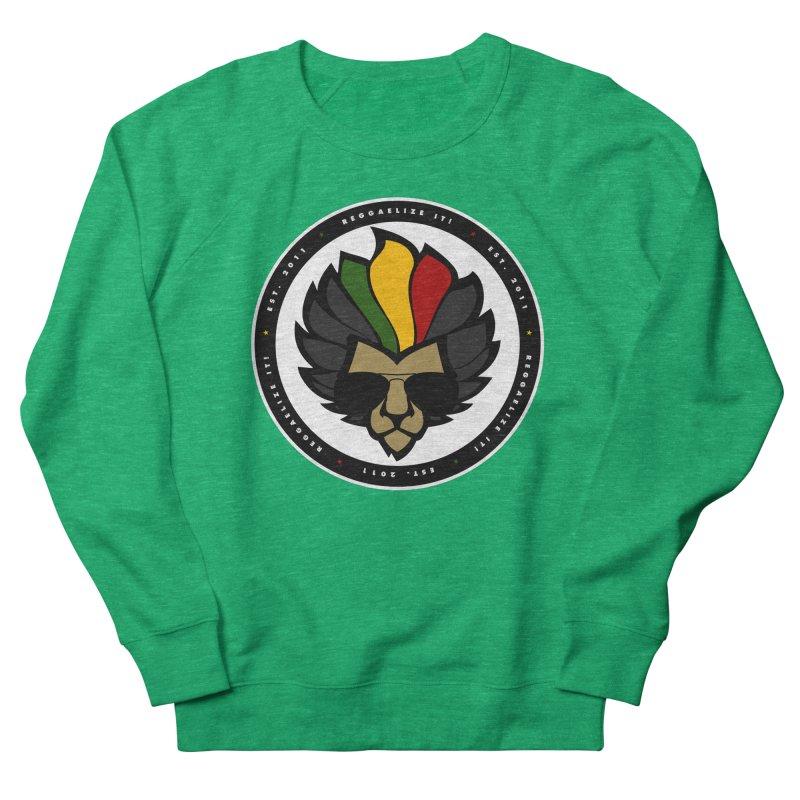 Reggaelize it! Logo Women's Sweatshirt by Rasta University Shop