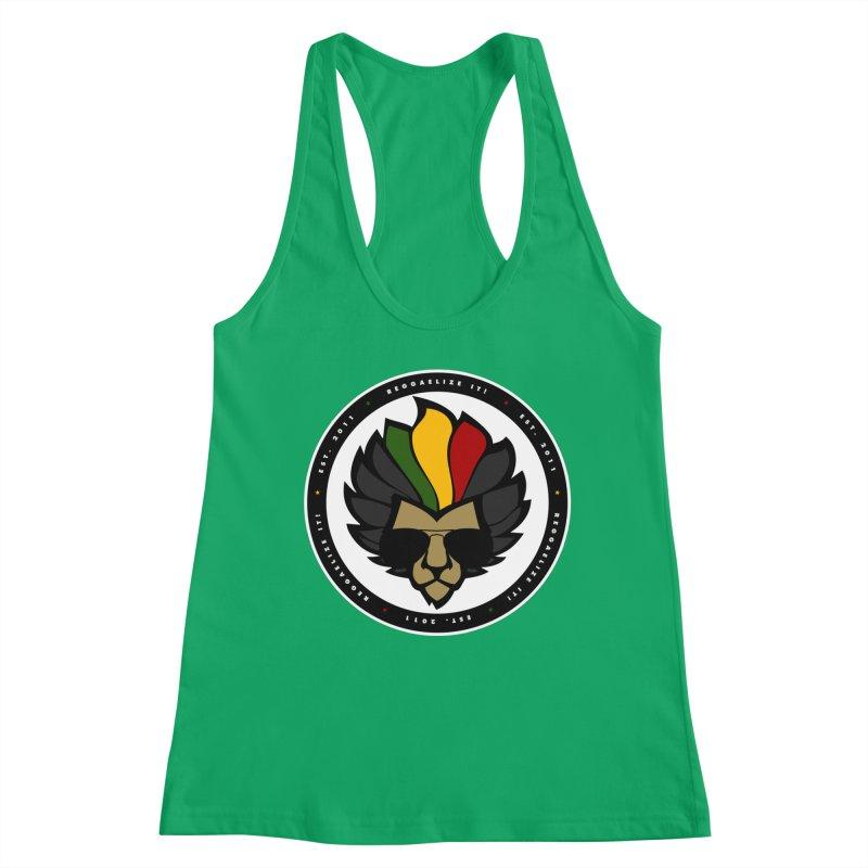 Reggaelize it! Logo Women's Tank by Rasta University Shop