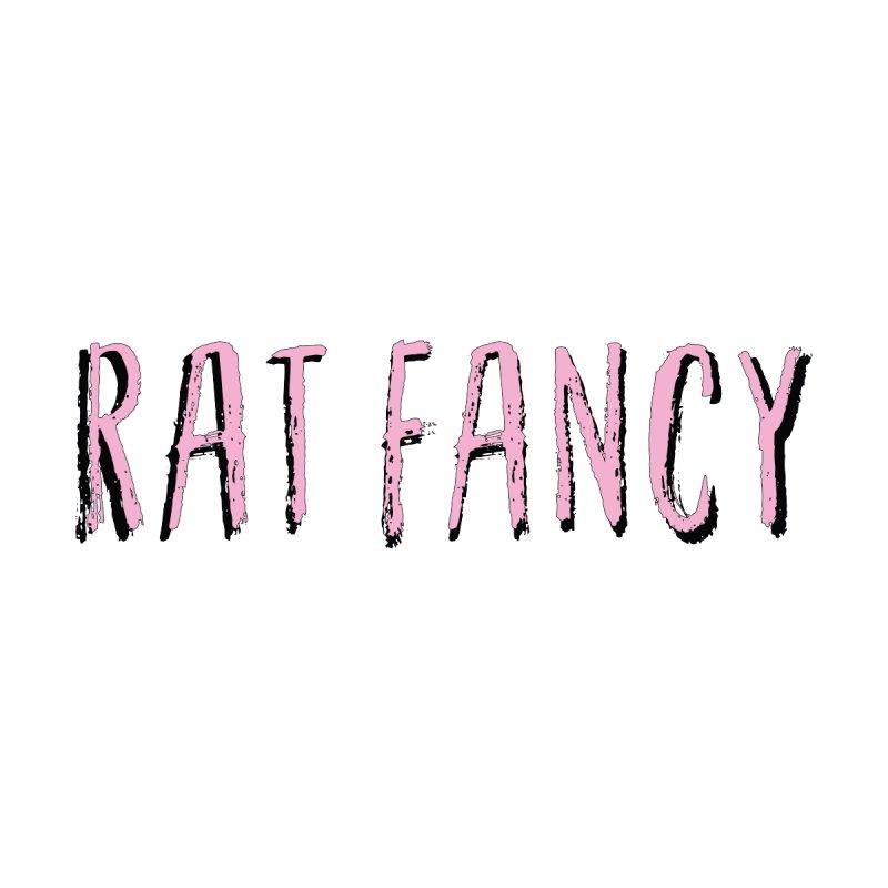 RAT FANCY LOGO by RAT FANCY OFFICIAL MERCH