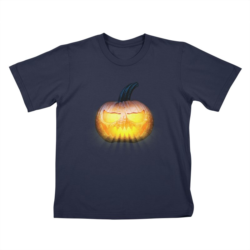 PumpKin 4 Kids T-shirt by ratherkool's Artist Shop
