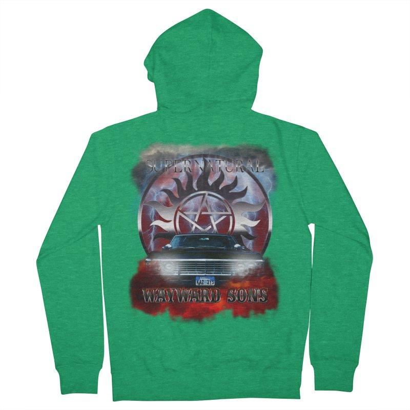 Supernatural WayWard Sons Theme   by ratherkool's Artist Shop