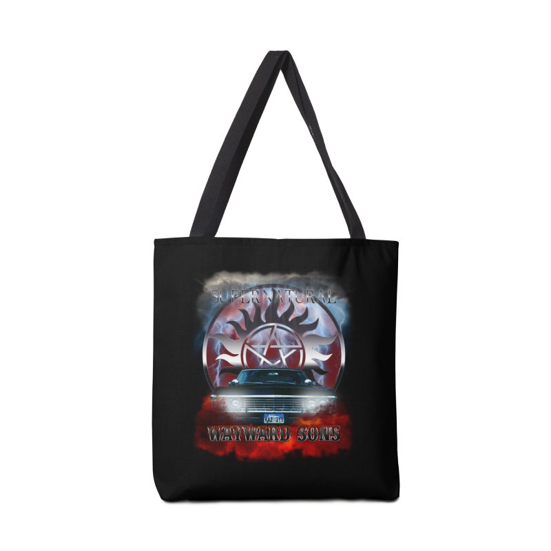Supernatural WayWard Sons Theme Accessories Bag by ratherkool's Artist Shop