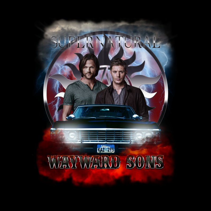 Supernatural WayWard Sons Theme 4 None  by ratherkool's Artist Shop