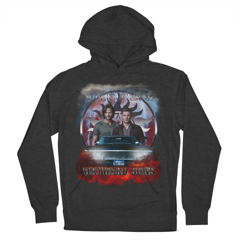 Supernatural WayWard Sons Theme 4 Women's Pullover Hoody by ratherkool's Artist Shop