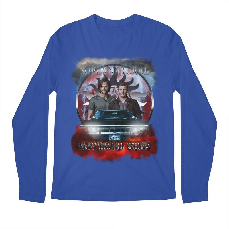 Supernatural WayWard Sons Theme 4   by ratherkool's Artist Shop
