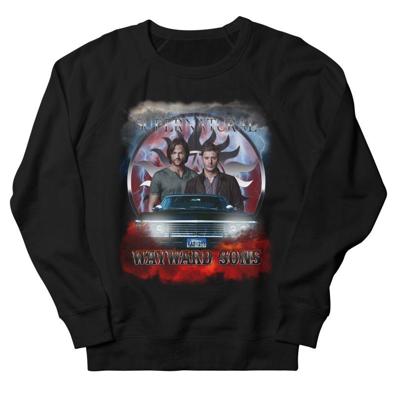 Supernatural WayWard Sons Theme 4 Women's Sweatshirt by ratherkool's Artist Shop