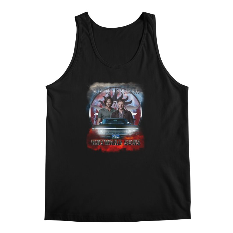 Supernatural WayWard Sons Theme 4 Men's Tank by ratherkool's Artist Shop