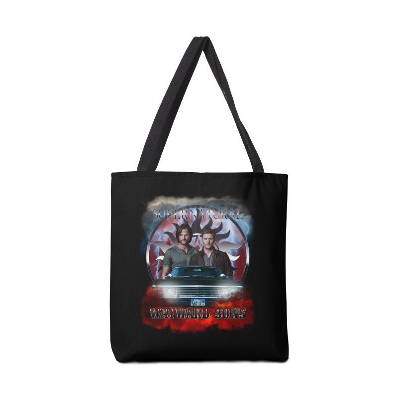 Supernatural WayWard Sons Theme 4 Accessories Bag by ratherkool's Artist Shop