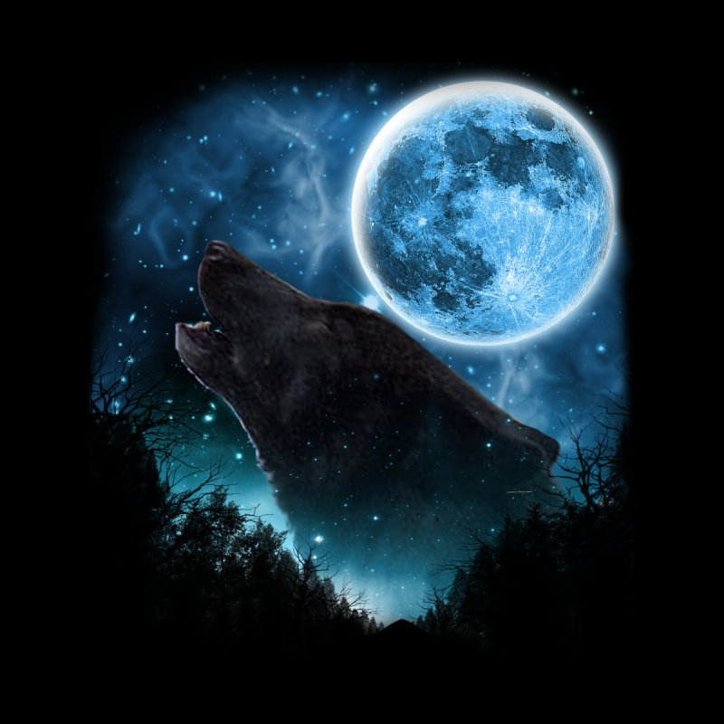 Black Wolfs Skylight 3 by ratherkool's Artist Shop