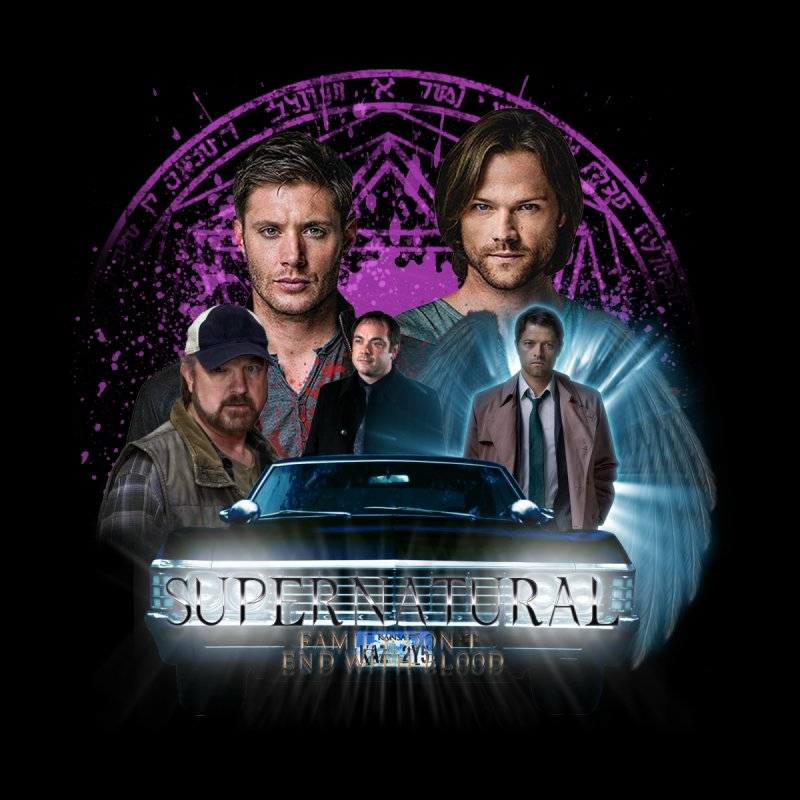 Supernatural Family dont end with Blood 2 by ratherkool's Artist Shop
