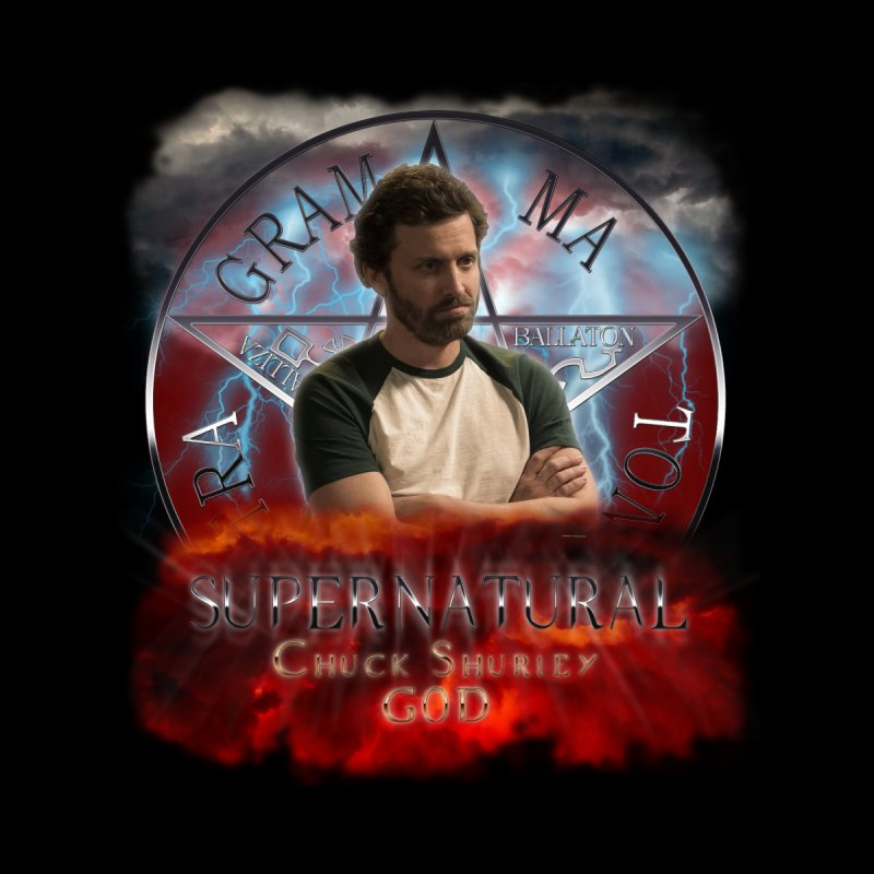 Supernatural Chuck Shurley GOD 2 by ratherkool's Artist Shop