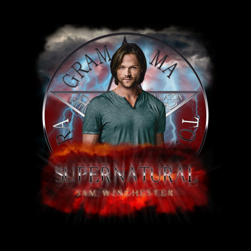 Supernatural Sam Winchester 2L Women's Racerback Tank by ratherkool's Artist Shop