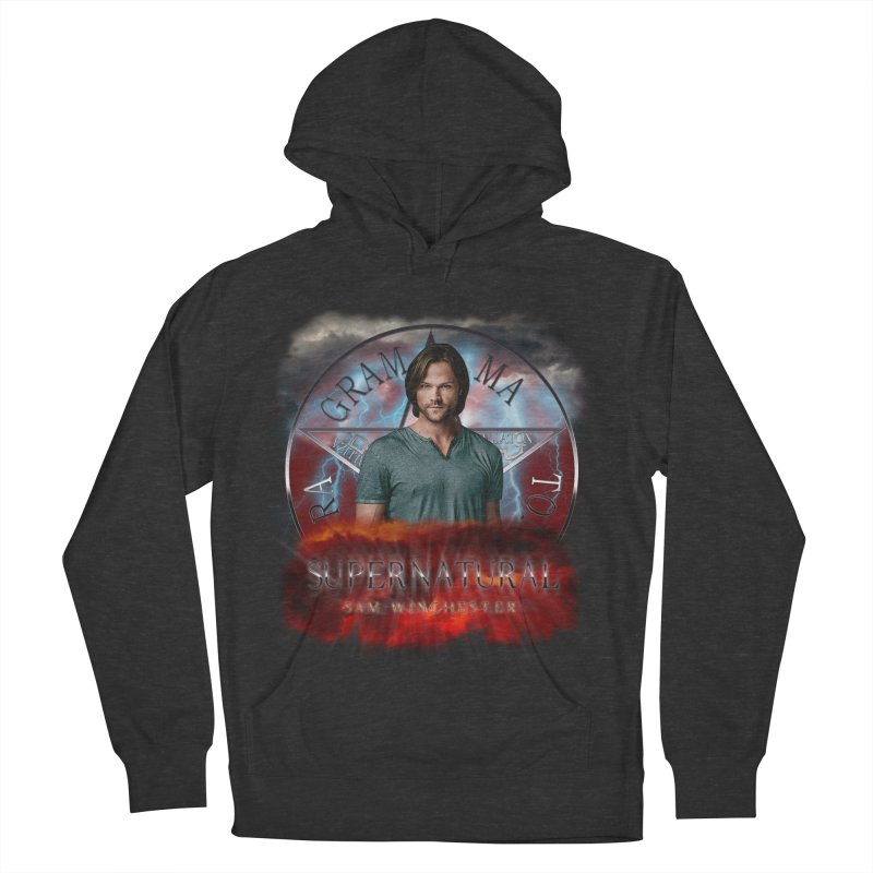 Supernatural Sam Winchester 2L Women's Pullover Hoody by ratherkool's Artist Shop