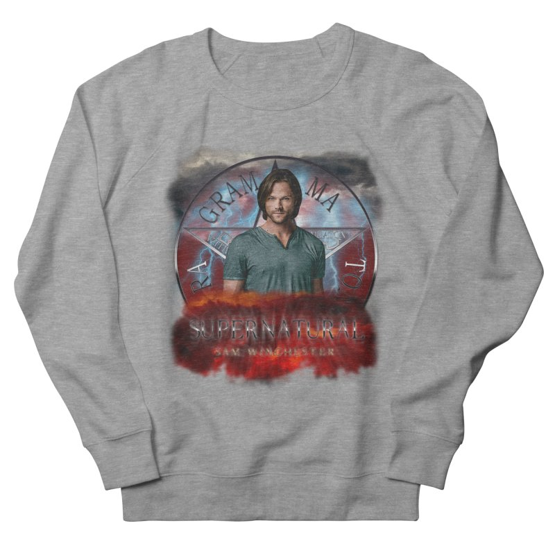 Supernatural Sam Winchester 2L Women's Sweatshirt by ratherkool's Artist Shop