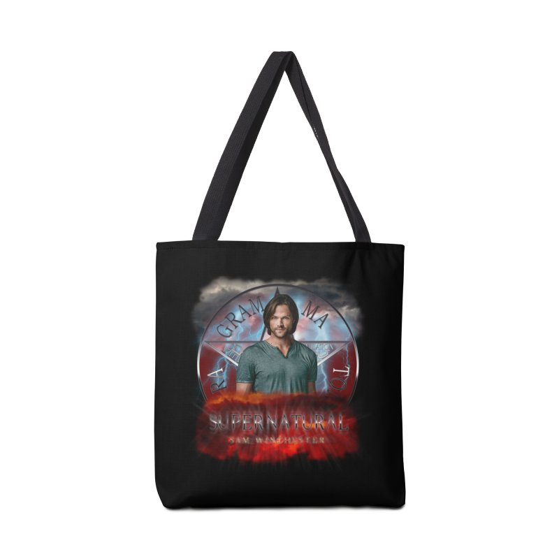Supernatural Sam Winchester 2L Accessories Bag by ratherkool's Artist Shop