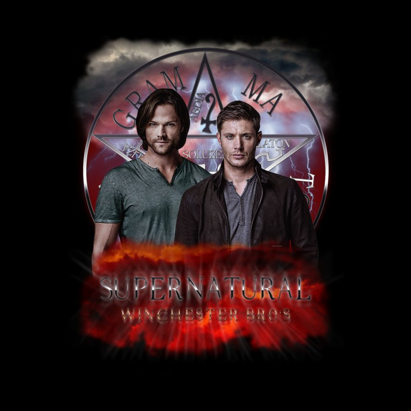 Supernatural Winchester Bros 2 by ratherkool's Artist Shop