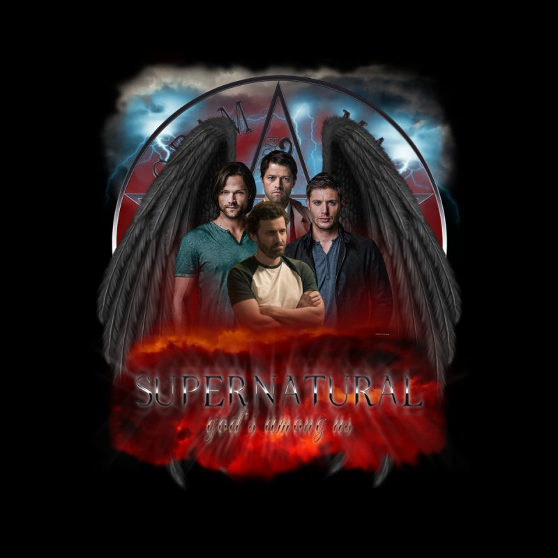 Supernatural Gods Among us 2 by ratherkool's Artist Shop