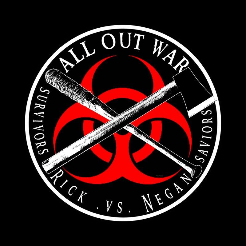 Biohazard All out War survivor vs saviors Ringer patch L by ratherkool's Artist Shop