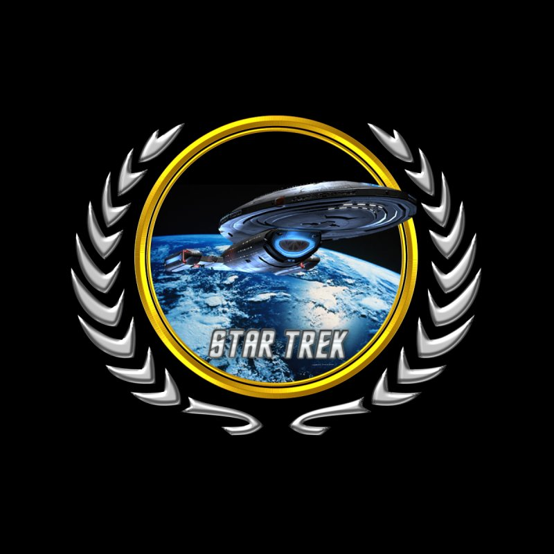 Star trek Federation of Planets Voyager by ratherkool's Artist Shop