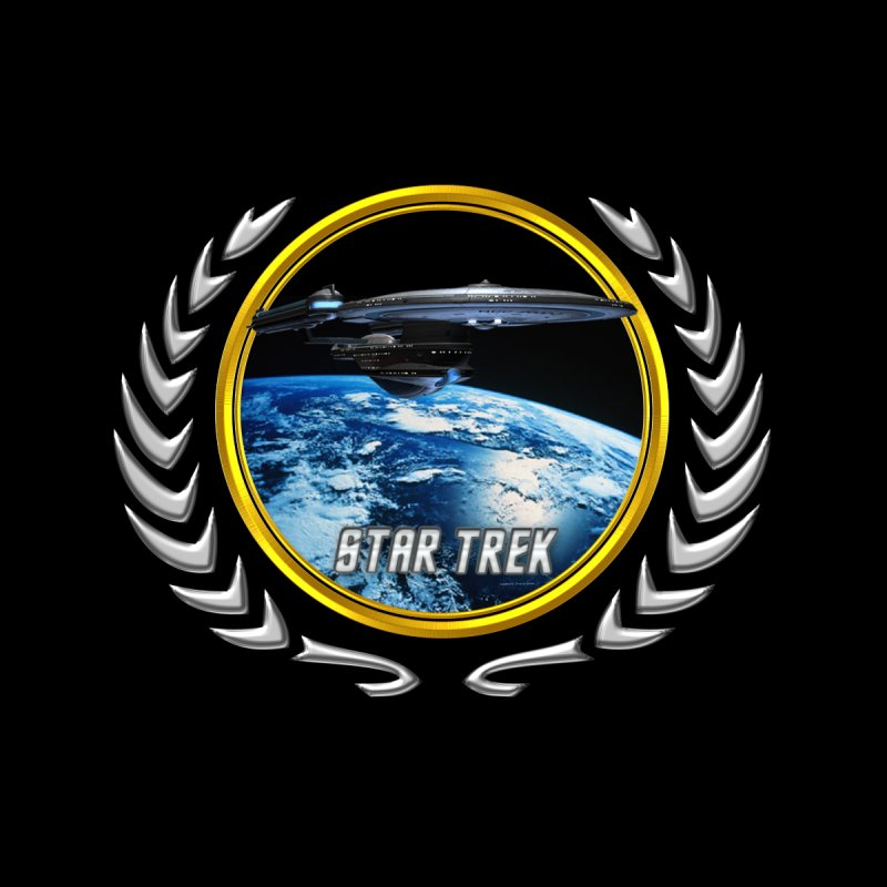 Star trek Federation of Planets excelsior by ratherkool's Artist Shop