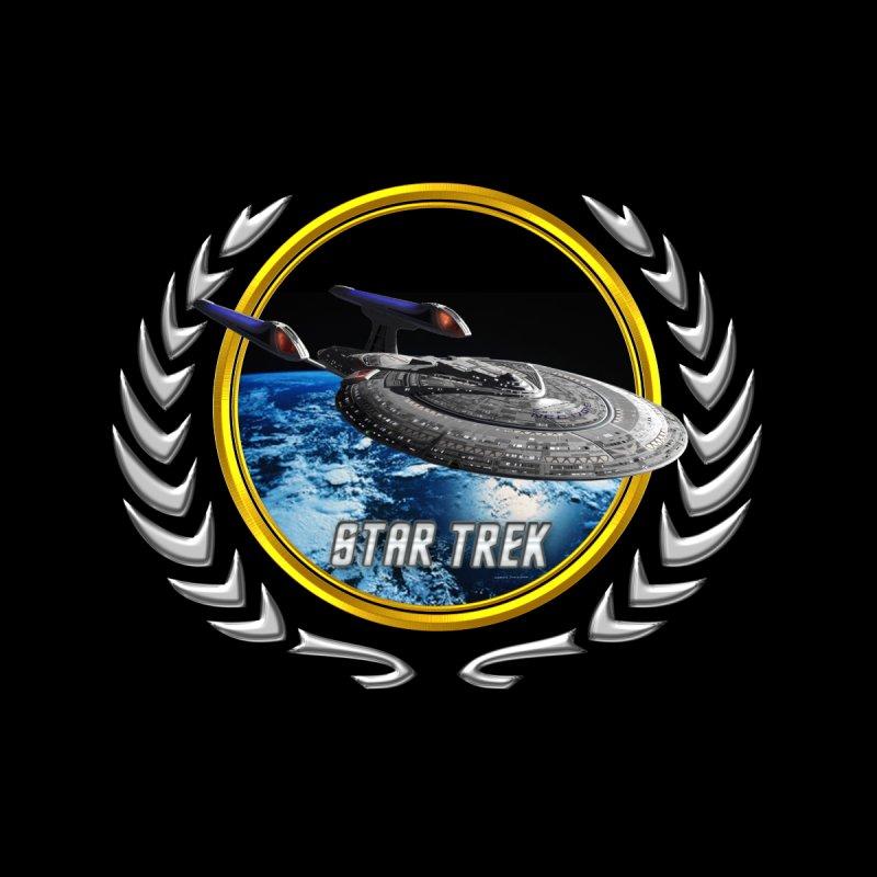 Star trek Federation of Planets Enterprise sovereign E by ratherkool's Artist Shop