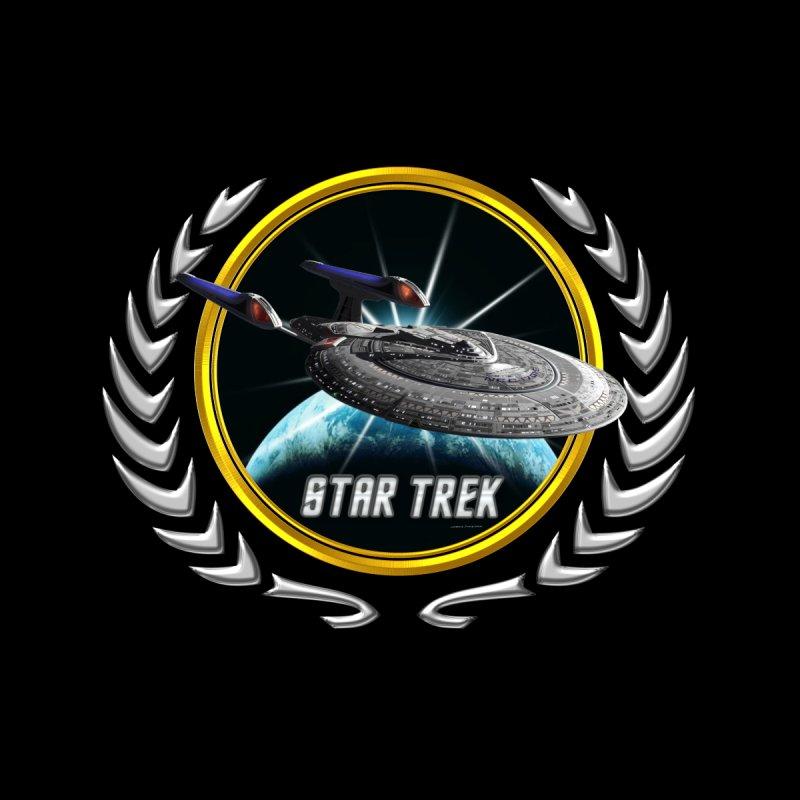 Star trek Federation of Planets Enterprise sovereign E 2 by ratherkool's Artist Shop