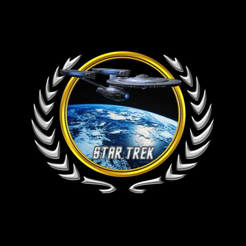 Star trek Federation of Planets Enterprise Refit by ratherkool's Artist Shop
