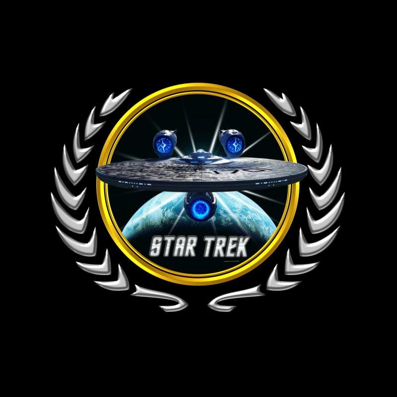 Star trek Federation of Planets Enterprise JJA3 by ratherkool's Artist Shop