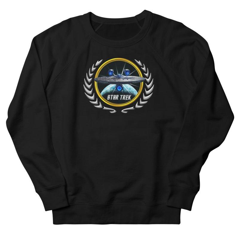 Star trek Federation of Planets Enterprise JJA3 Women's Sweatshirt by ratherkool's Artist Shop